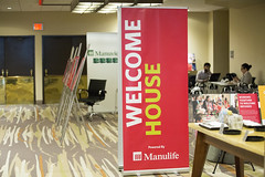 Welcome House Exhibit Manulife People VR 3