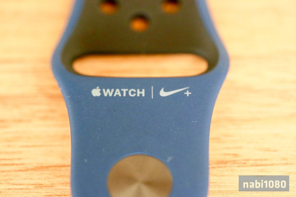 Apple Watch Nike+ バンド07