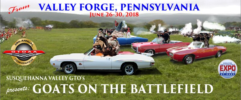 2018-GTOAA National Convention - Pontiac GTO Forum