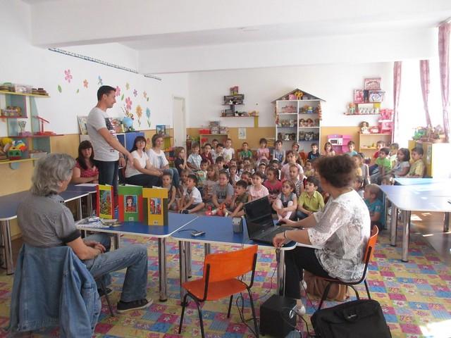 Europe Direct Târgoviște - Poezii pentru sufletul copiilor