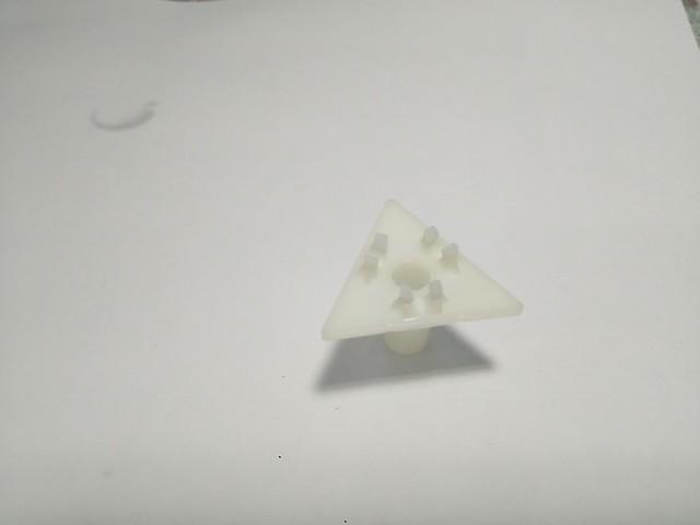魔方教室 金字塔魔方 角塊2