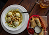 Chicken & Dumplings, Pepperoni Rolls - Morgantown Brewing Company
