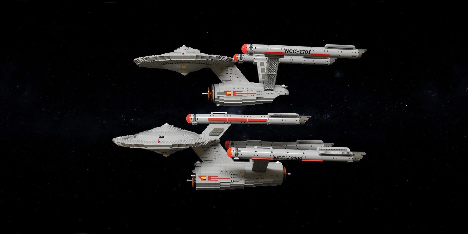 Enterprise escort duty