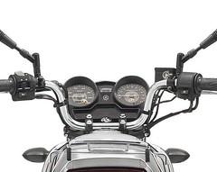 Yamaha YBR 125 2010 - 12
