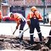 Tacuba / Ferrocarriles Nacionales - Breaking Pavement by Hand por ramalama_22