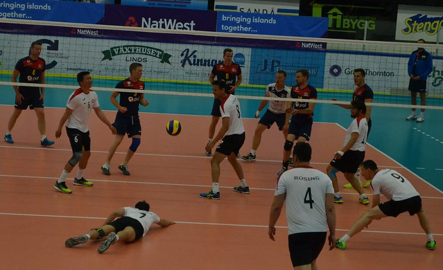 Greenland 0:3 Åland (Inter Island Games Gotland/ Volleyball/ Visby Ishall)