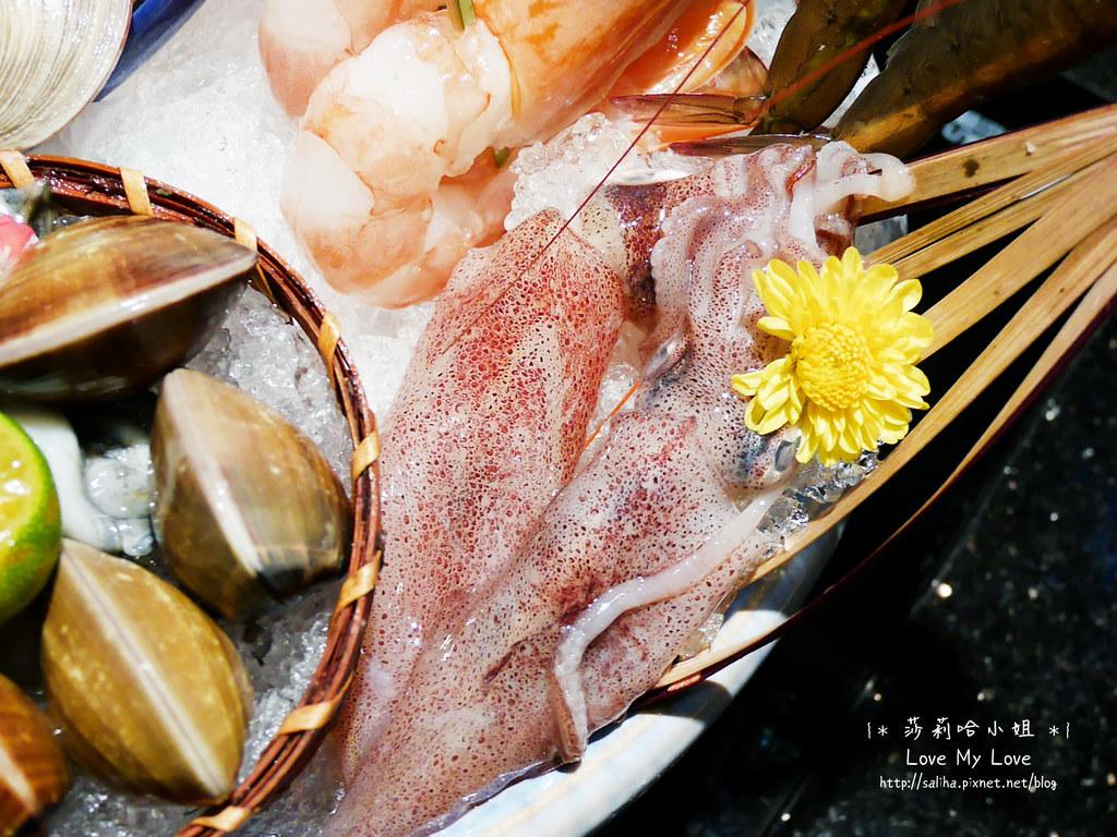 台北國父紀念館站附近餐廳美食推薦囍聚精緻鍋物高檔海鮮火鍋 (4)