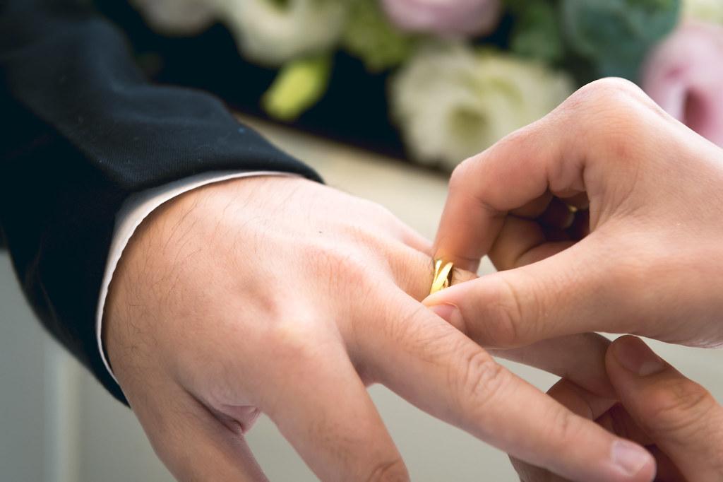 《婚攝一条》則政 & 泯諭 / 萊特薇廷