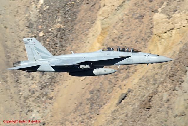 Boeing F A-18F 166877, Nikon D800E, AF-S VR Nikkor 400mm f/2.8G ED