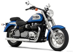 Triumph 800 BONNEVILLE AMERICA 2001 - 16