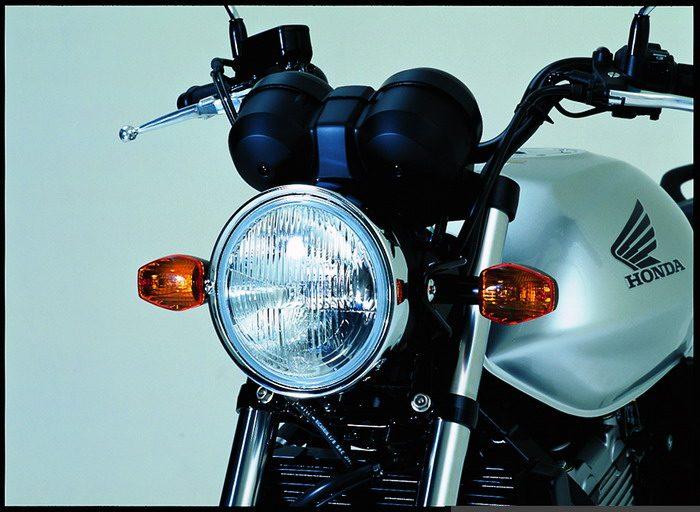 Honda CBF 500 2004 - 3