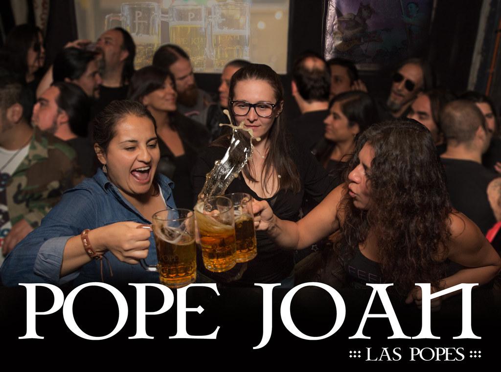 Las Popes 2017 Schop