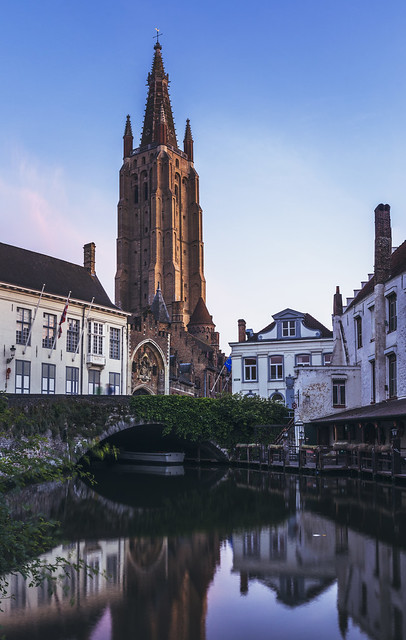 Magnificent Bruges