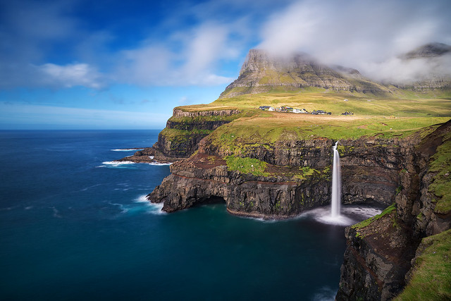 A Different World II | Gásadalur, Faroe Islands
