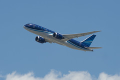 VP-BBS - Azerbijan Airlines - Boeing 787-8
