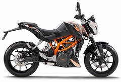 KTM 390 DUKE 2014 - 2