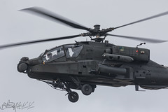 Royal Netherlands Air Force McD-D Helicopters NAH-64D Apache Q-26