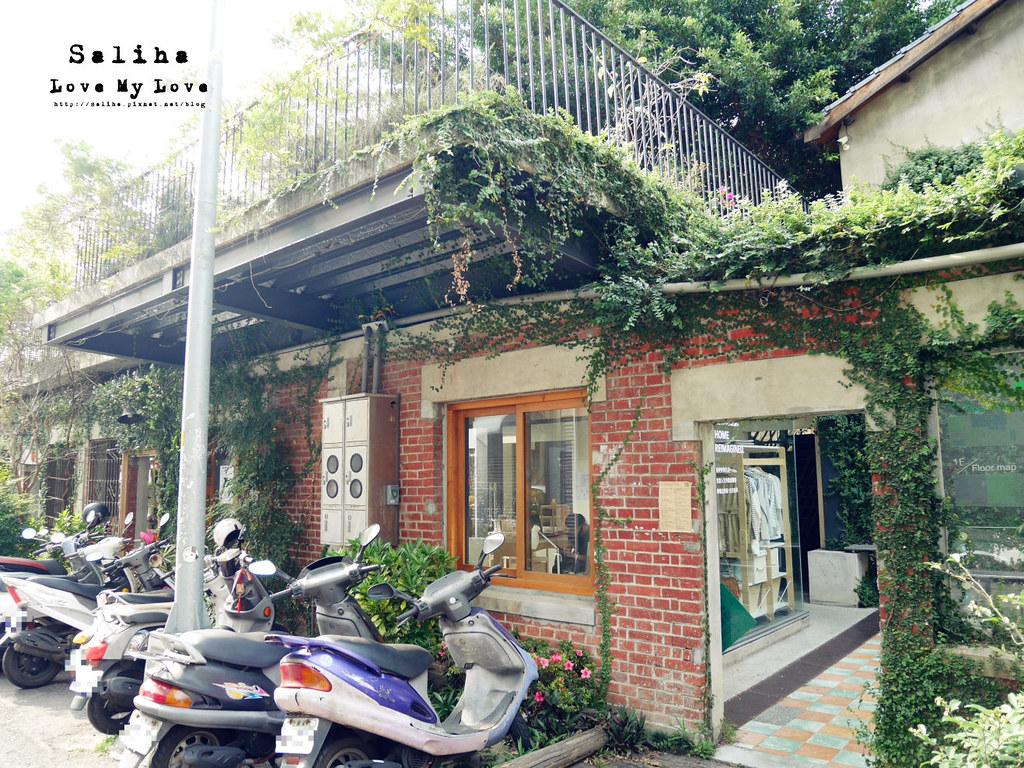 台中西區一日遊景點推薦綠光計畫范特喜文創聚落  (3)