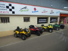 Quad Dufour - Rue de Dijon, Vitteaux - quadbikes - Photo of Salmaise