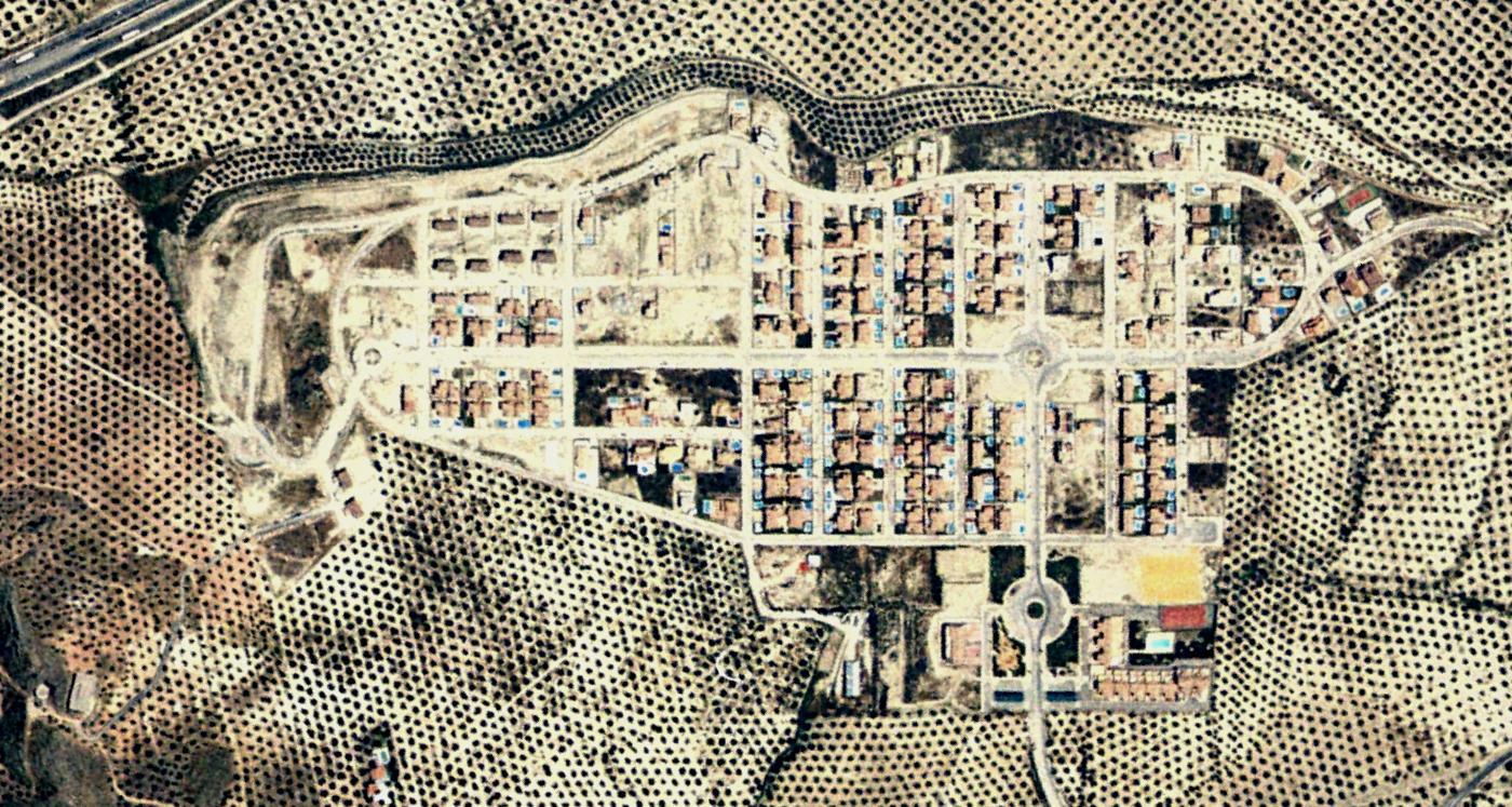 la guardia de jaén, jaén, la unión, antes, urbanismo, planeamiento, urbano, desastre, urbanístico, construcción