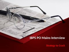 IBPS_PO_Mains_Interview_-_Strategy_To_Crack