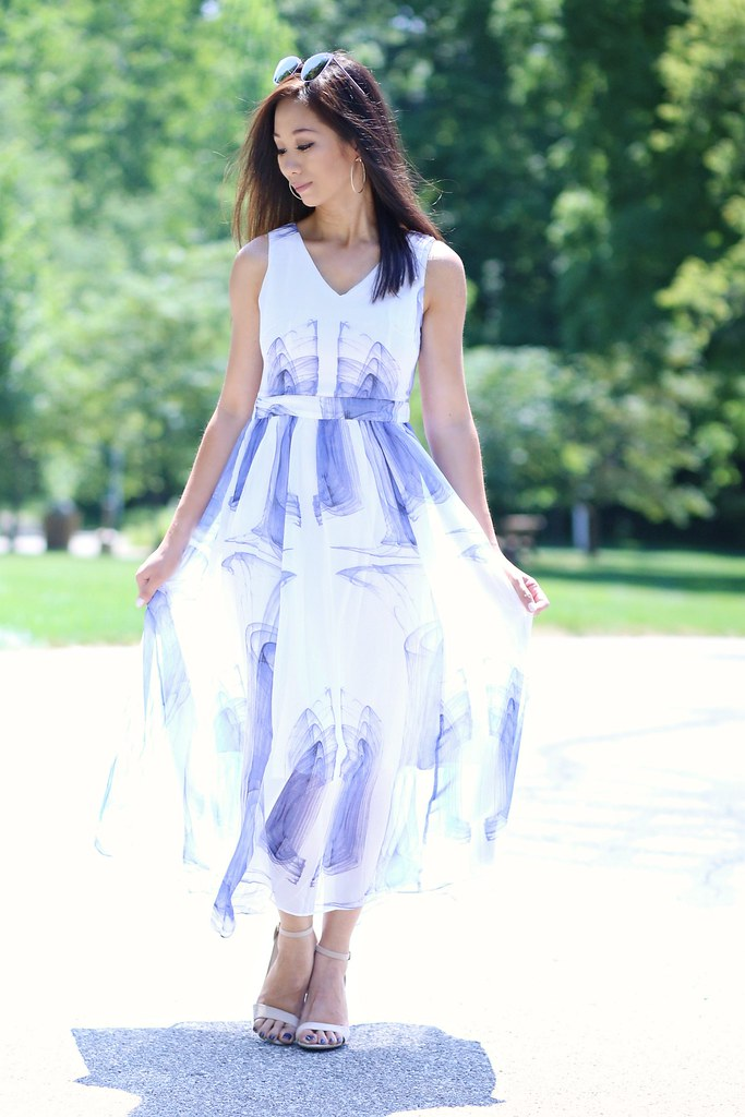 BlueMaxiDress_SydneysFashionDiary