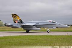 J-5011 McDonnell Douglas F/A-18C Hornet Switzerland Air Force