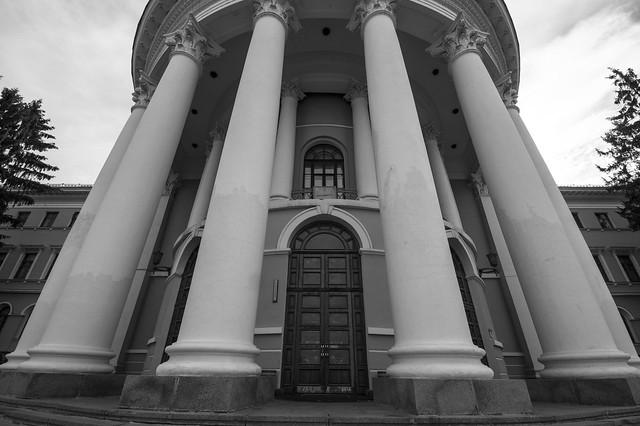 Culture in Kiev, Nikon D3200, Sigma 10-20mm F4-5.6 EX DC HSM