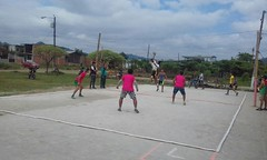 Proyecto deportivo municipal Soy Joven se desarrolló en ciudadela Los Citrus