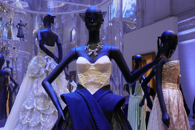 Bustier evening gown in, Panasonic DMC-ZS100