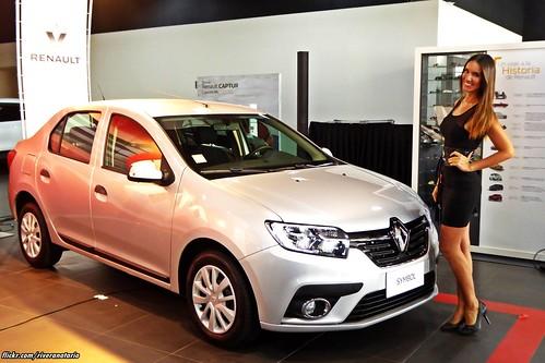 Renault Symbol - Santiago, Chile