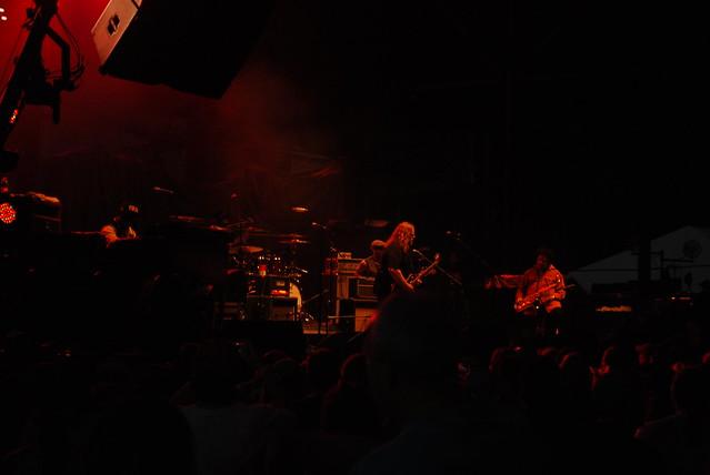 Warren Haynes Band (w/ Ron Holloway) @ Peach Music Festival, Scranton, PA, 10 August 2012