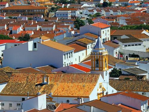 <Campanario de Ntra. Sra. Guadalupe> El Almendro (Huelva)
