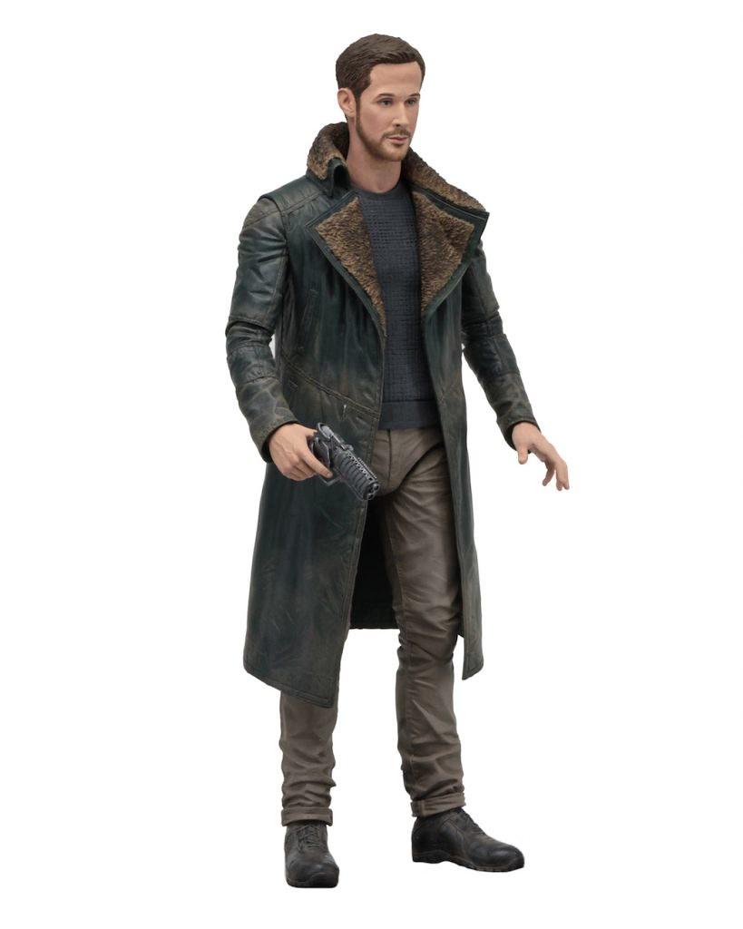 NECA 銀翼殺手2049 【德卡&警官K 組合包】Blade Runner 2049 Deckard&Officer K   7″ Scale Action Figures – Series 1 Assortment
