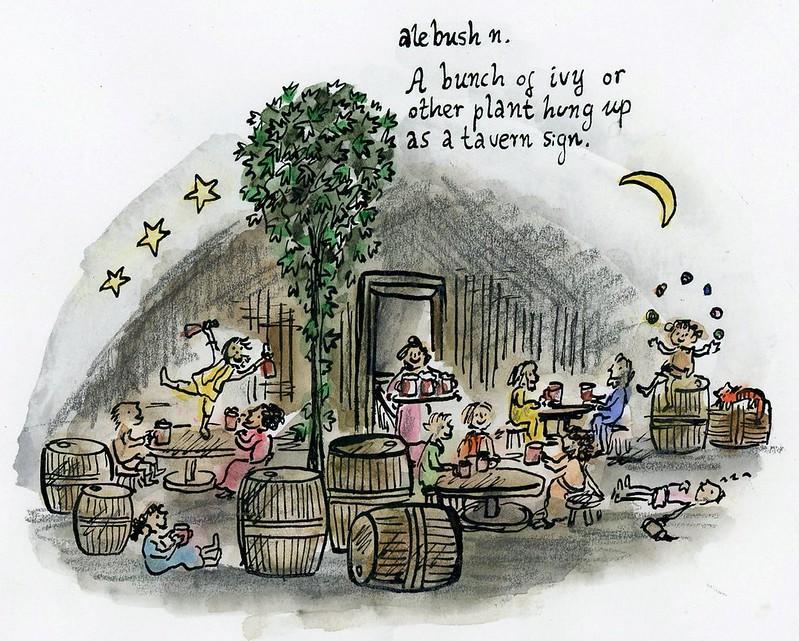 ale-bush