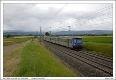 SNCF RRR 140+67566 - Ennezat - TER873358 (30-06-2017) - Photo of Saint-Laure