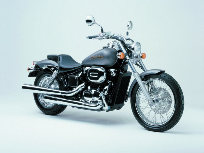 Honda VT 750 DC Black Widow 2000 - 2