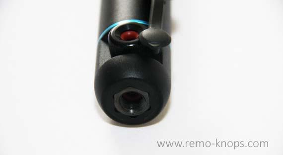 Pro Bikegear CO2GO+ Mini Pump 7517