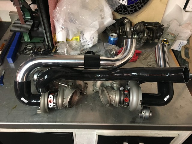 My Experience Installing MMP Stage 3 Turbos - BMW 1 Series