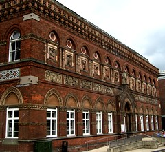 [51720] Stoke-on-Trent : Burslem - Wedgwood Institute