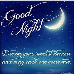 Dulces Sueños... #blogauroradecinemadeseja  #moonlight #cielo #sky☁ #lua  #cielo #luna #luar #night #nightin