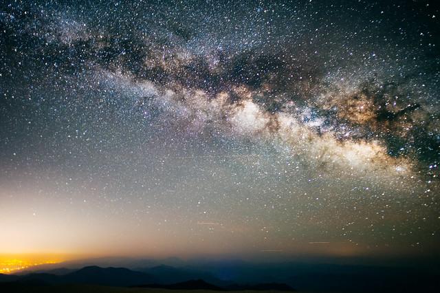 西安-太白銀河Galaxy