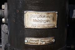 Dampflokwerk Meiningen