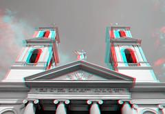Mozes en A�ronkerk Amsterdam 3D