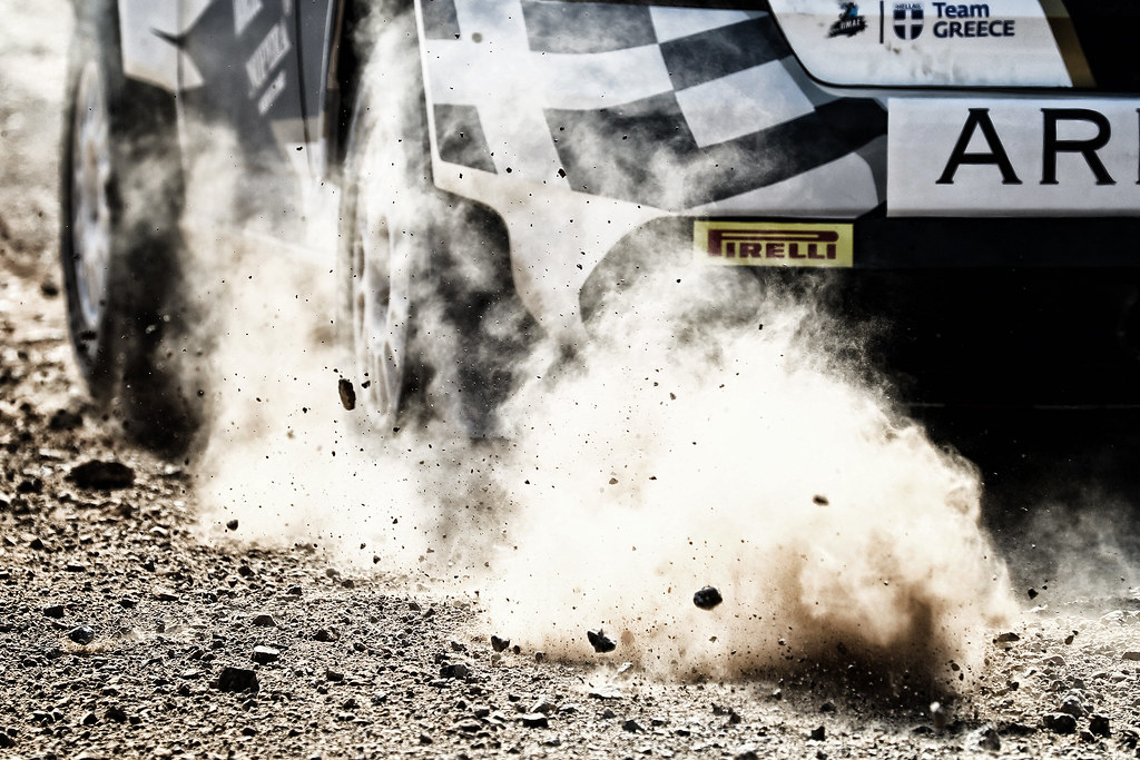 PIRELLI during the European Rally Championship 2017 - Acropolis Rally Of Grece - From June 2 to 4 - Photo Gregory Lenormand / DPPI