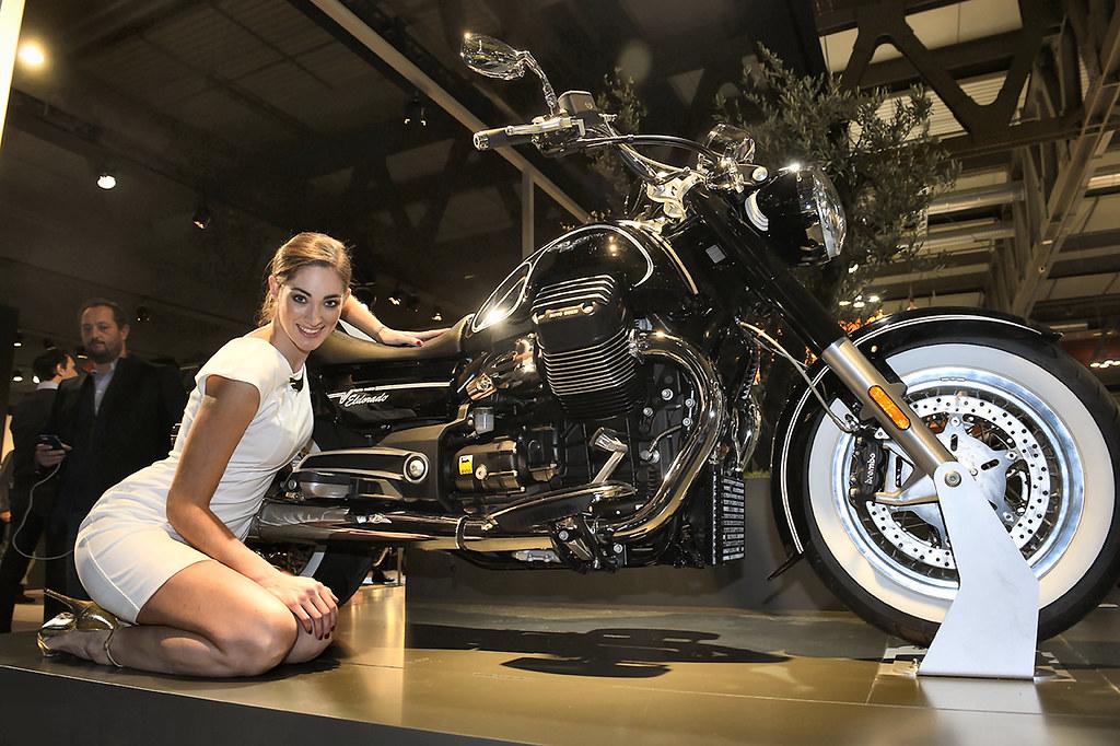 Moto-Guzzi 1400 Eldorado 2018 - Galerie moto - MOTOPLANETE