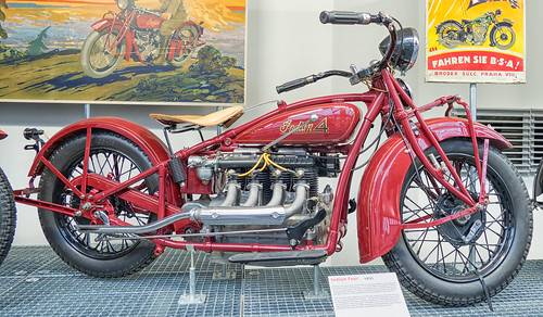 1931 Indian Four motorcycle