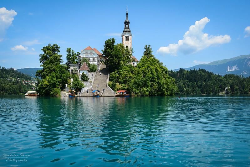 Slovenia | Bled Island