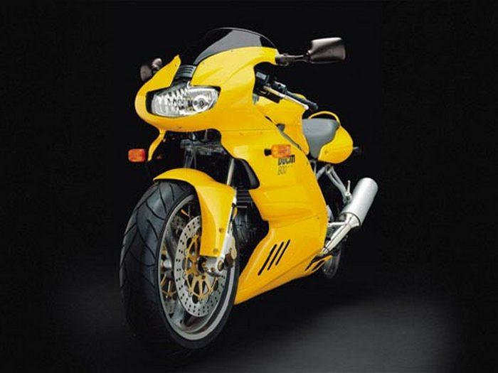 Ducati 800 SS 2004 - 4