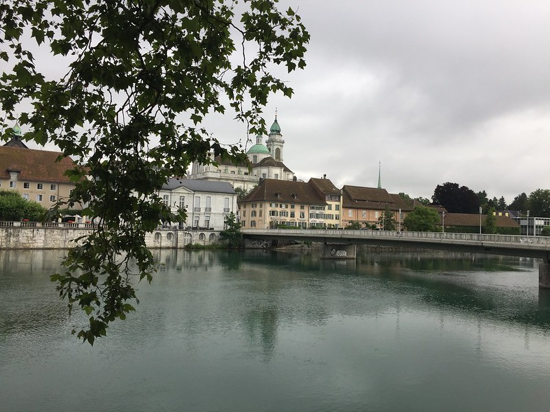 River Aare, Solothurn